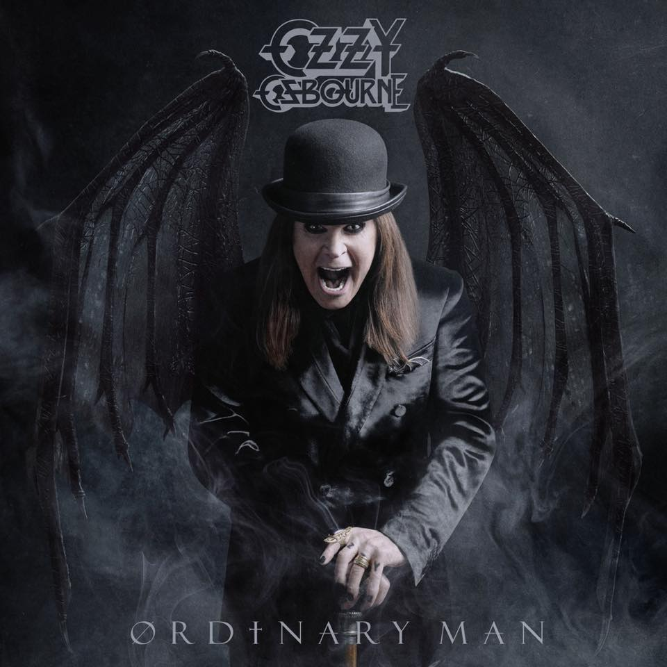 OZZY OSBOURNE Ordinary Man (2020) Heavy Metal Angleterre Ozzy11