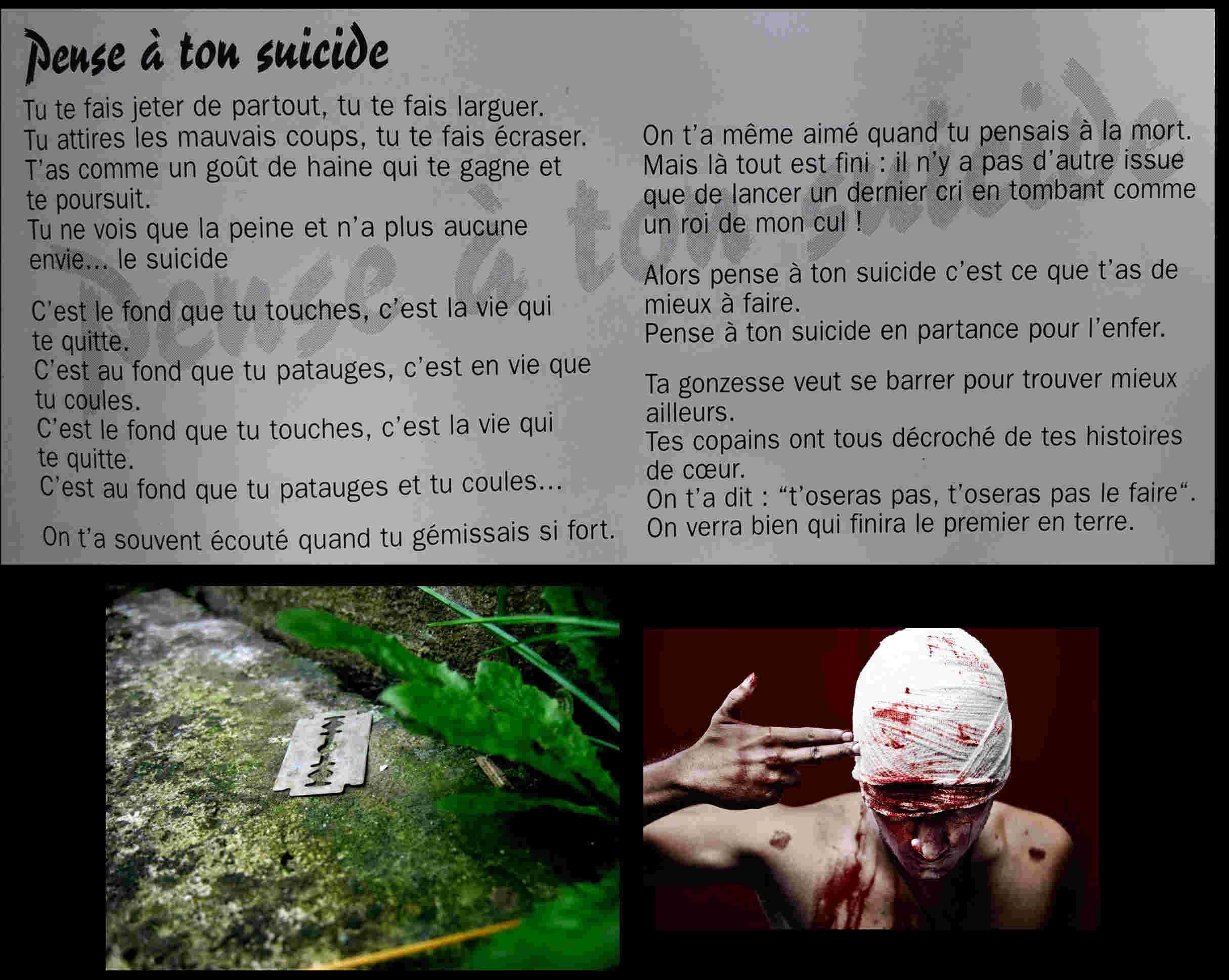 KILLERS Pense à ton suicide (paroles) Pense_10