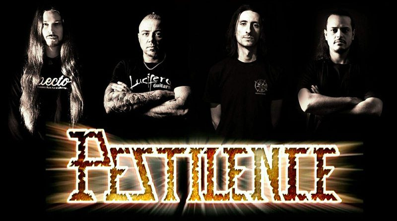 PESTILENCE Hadeon (2018) Progressive Death Metal HOLLANDE Pestil10