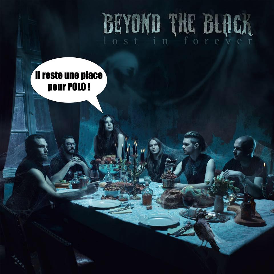 BEYOND THE BLACK Horizons (2020) Metal Symphonic ALLEMAGNE Polo_b10