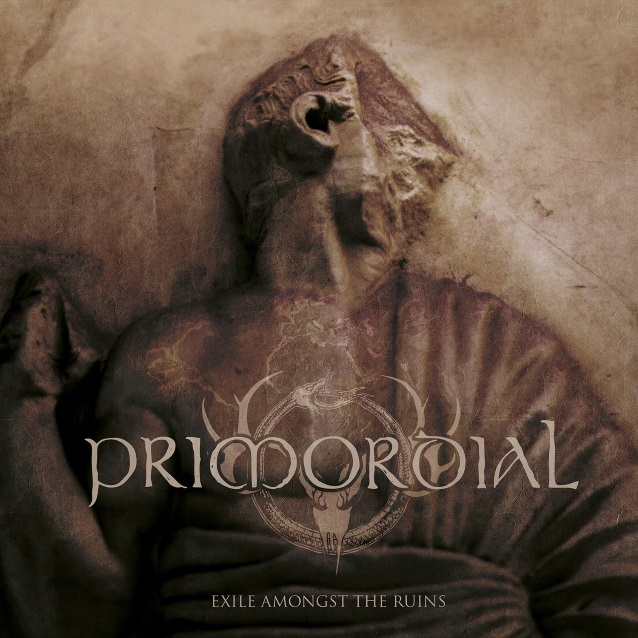 PRIMORDIAL Exile Amongst The Ruins (2018) Black Metal IRLANDE Primor10