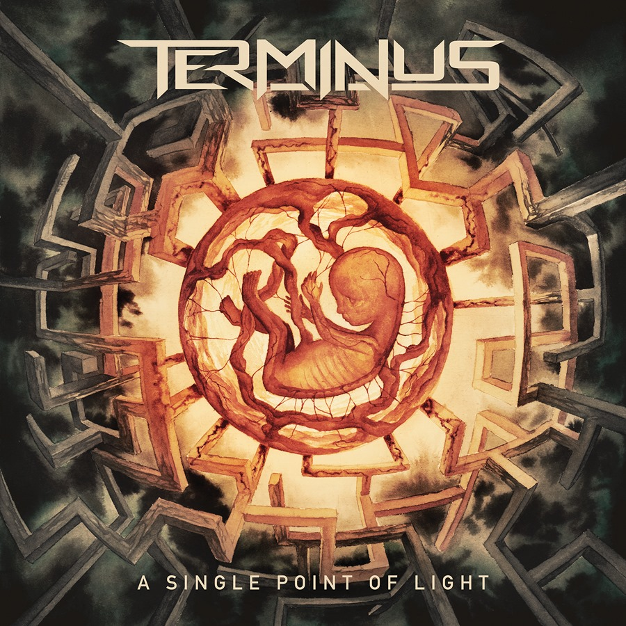 TERMINUS Single Point of Light (2019) Heavy Metal U.S.A Ptt59a10