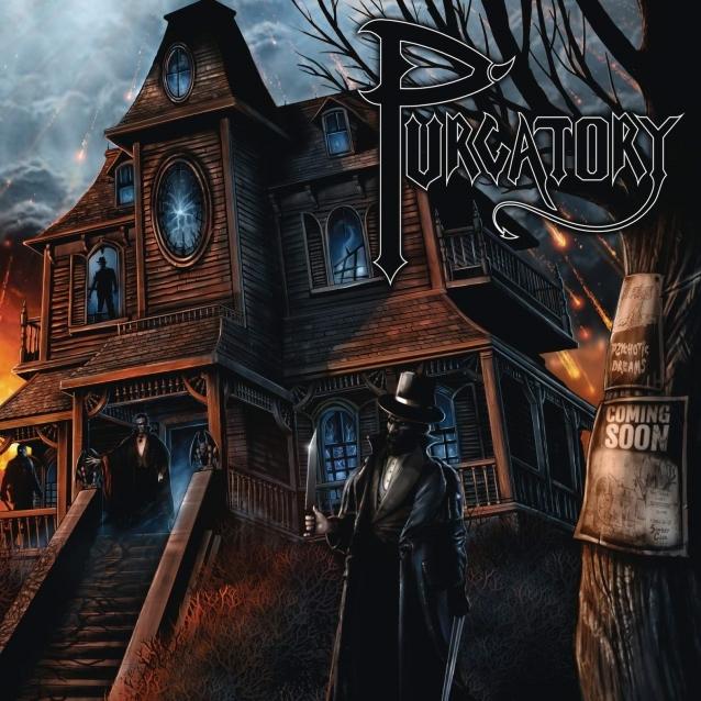 PURGATORY Premier EP (2018) Heavy Metal USA Purgat10