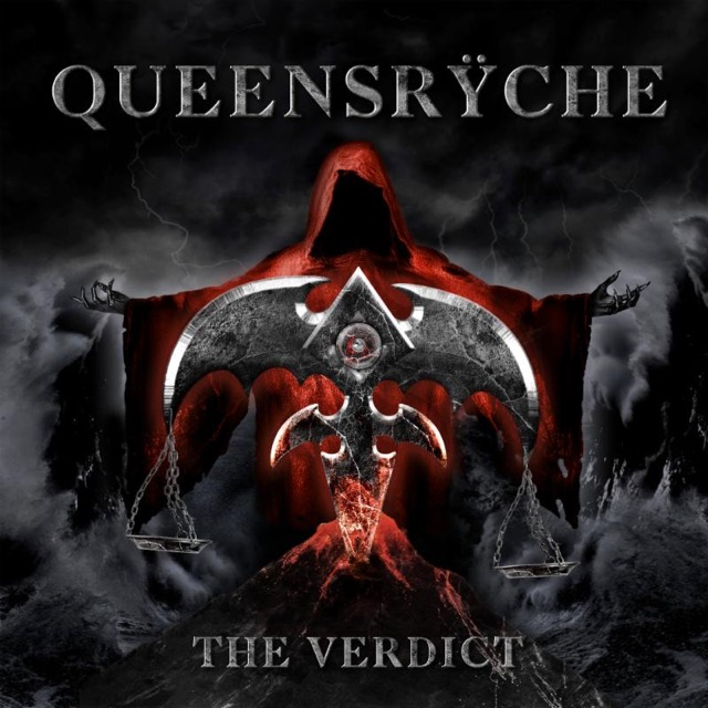 QUEENSRŸCHE The Verdict (2019) Hard Rock USA Queens10