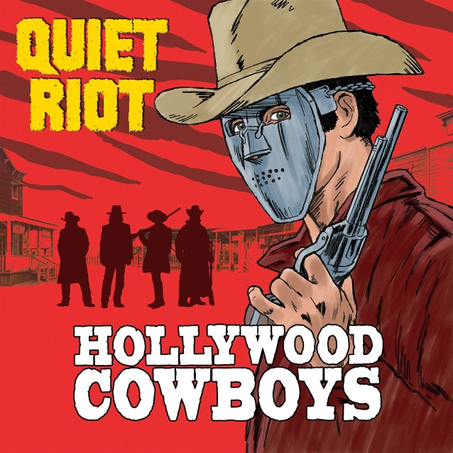 QUIET RIOT Hollywood Cows Boys (2019) Hard Rock U.S.A Quietr10