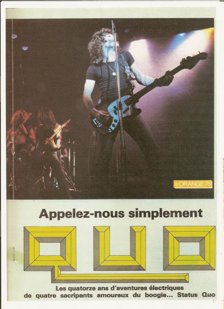 STATUS QUO dans BEST 98 Septembre 76 (archive) Quo_3-10