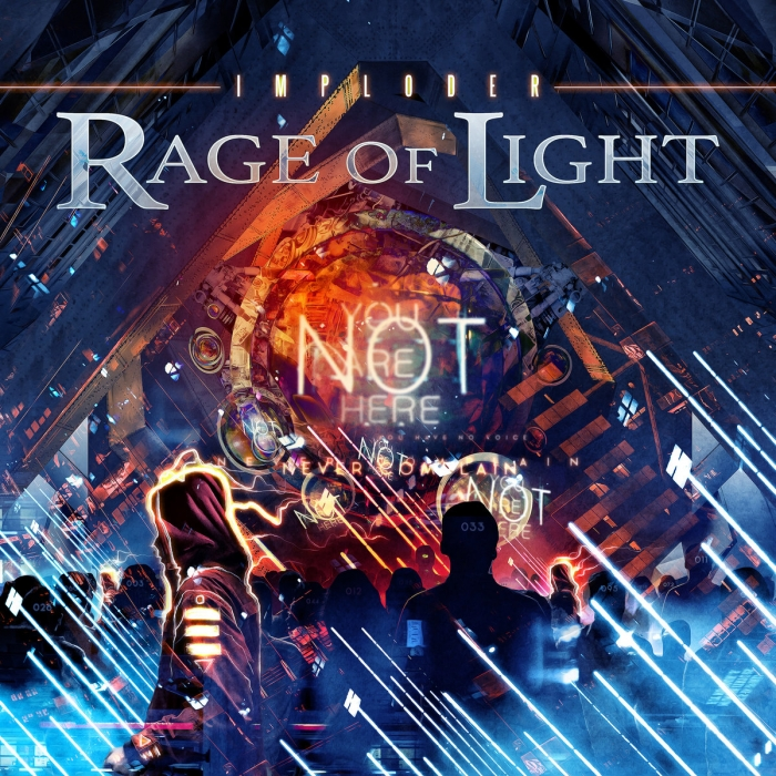 RAGE OF LIGHT Imploder (2019) Death Metal Mélodique Rage_o10