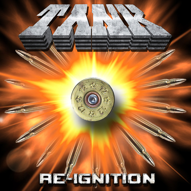 TANK Re-Ignition (2019) Heavy Metal Angleterre Re-ign10