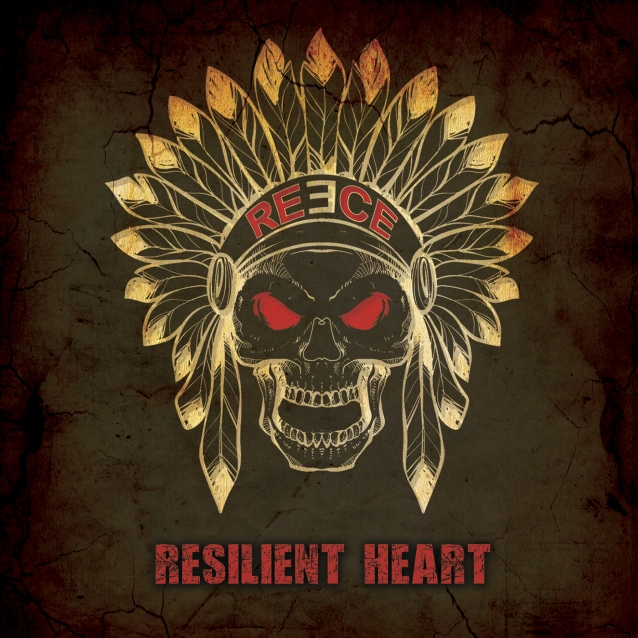 REECE Resilient Heart (2018) Heavy Metal Reecer10