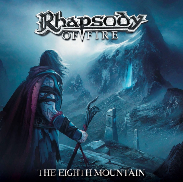 RHAPSODY OF FIRE The Eighth Mountain (2019) Metal Symphonic ITALIE Rhapso10
