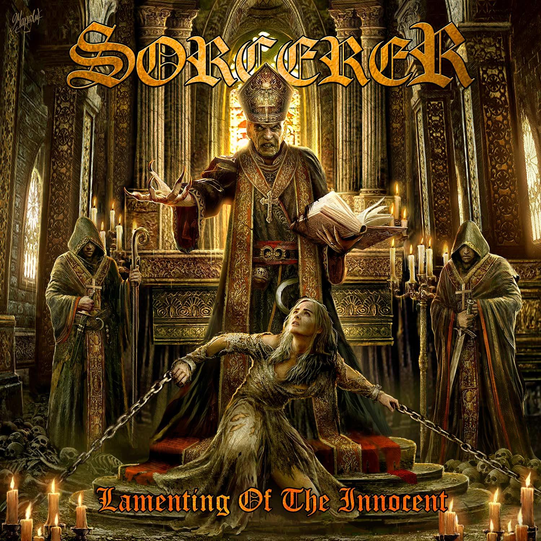 SORCERER Lamenting of the Innocent (2020) Heavy-Metal Suède Ro2m10