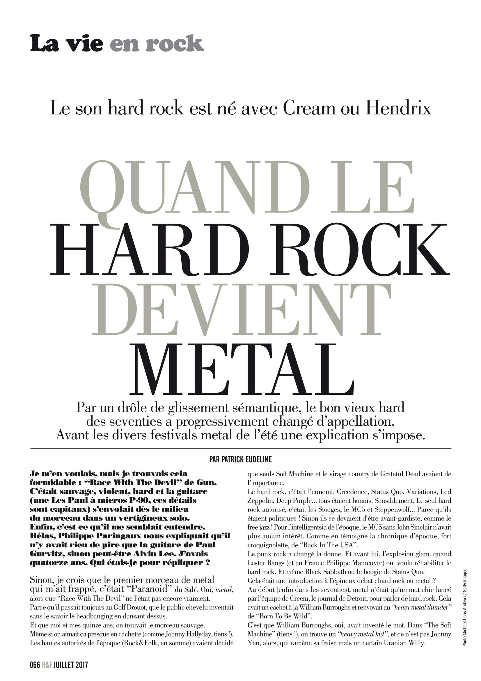 Quand le Hard-Rock devient Métal ... ROCK N'FOLK N°599 Juillet 2017 (Archive à lire) Rock_f20