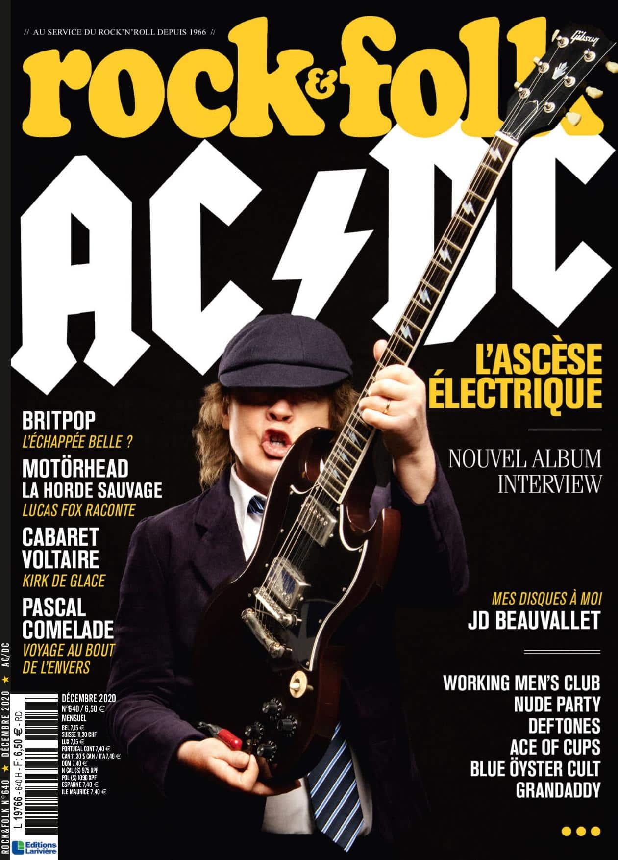 ROCK'N'FOLK n°640 Décembre 2020 (AC/DC en couverture) Rocknf10