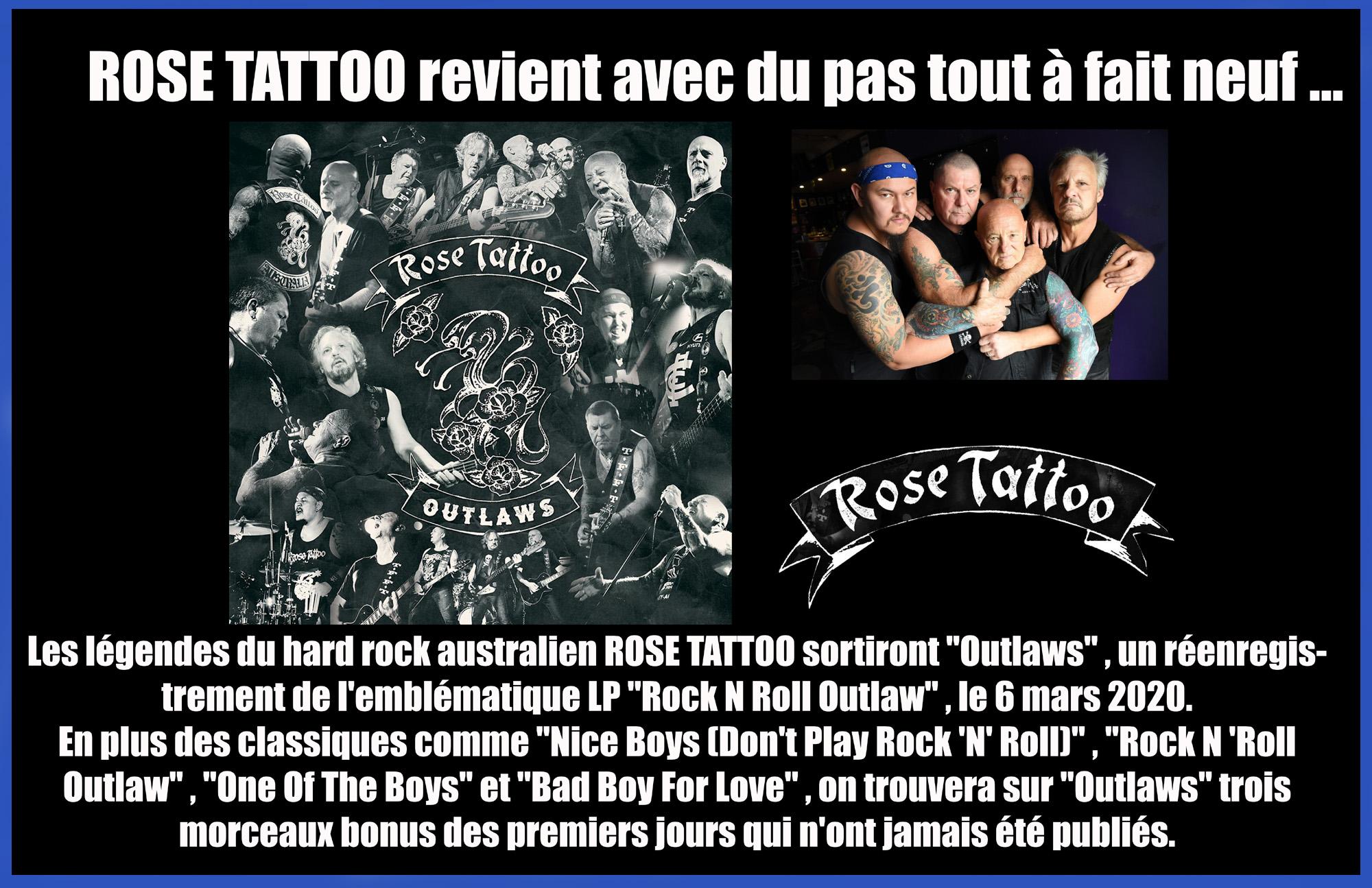 ROSE TATTOO ré-enregistre son premier album ... Rose_t10