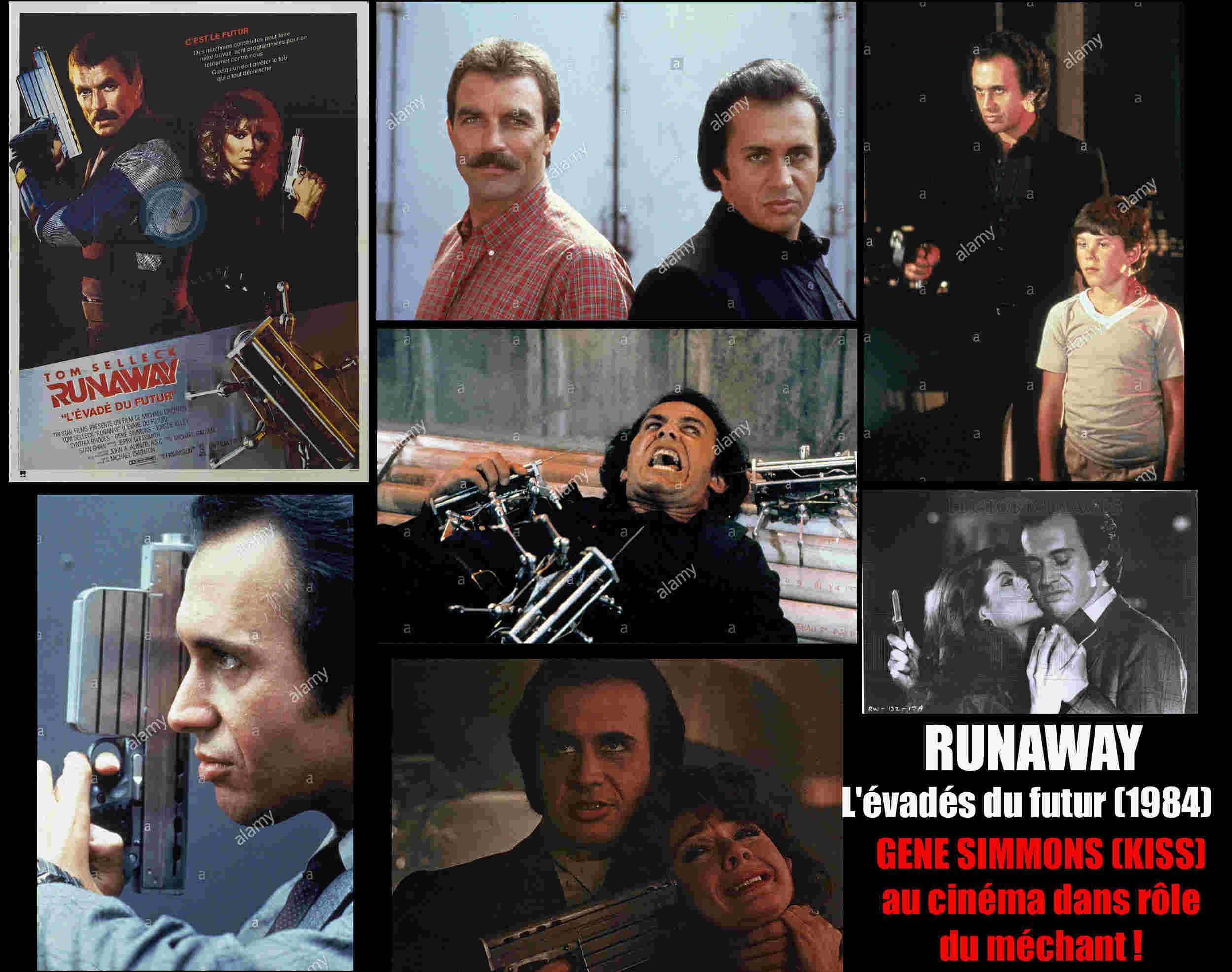 Un morceau de METAL dans un Film qui vous est Resté dans la Tête ? - Page 5 Runawa10