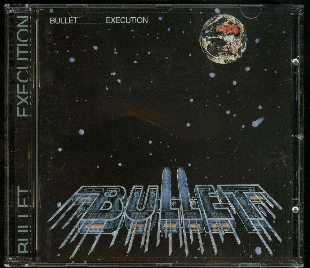 Bullet - No Mercy - 1983 - Allemagne S-l10010