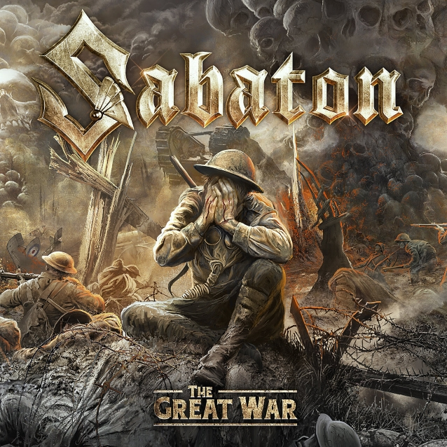 SABATON The Great War (2019) Heavy Metal Suède Sabato10