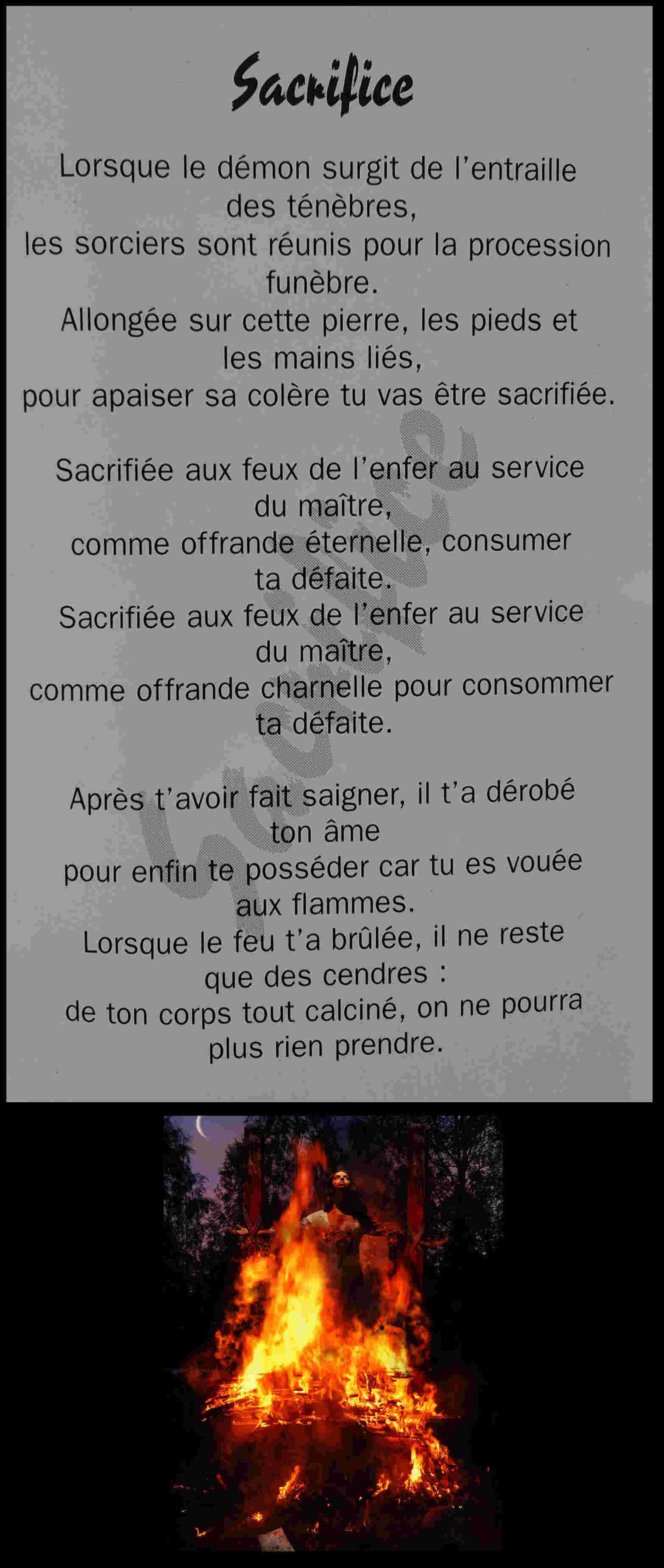 KILLERS Sacrifice (paroles) Sacrif10