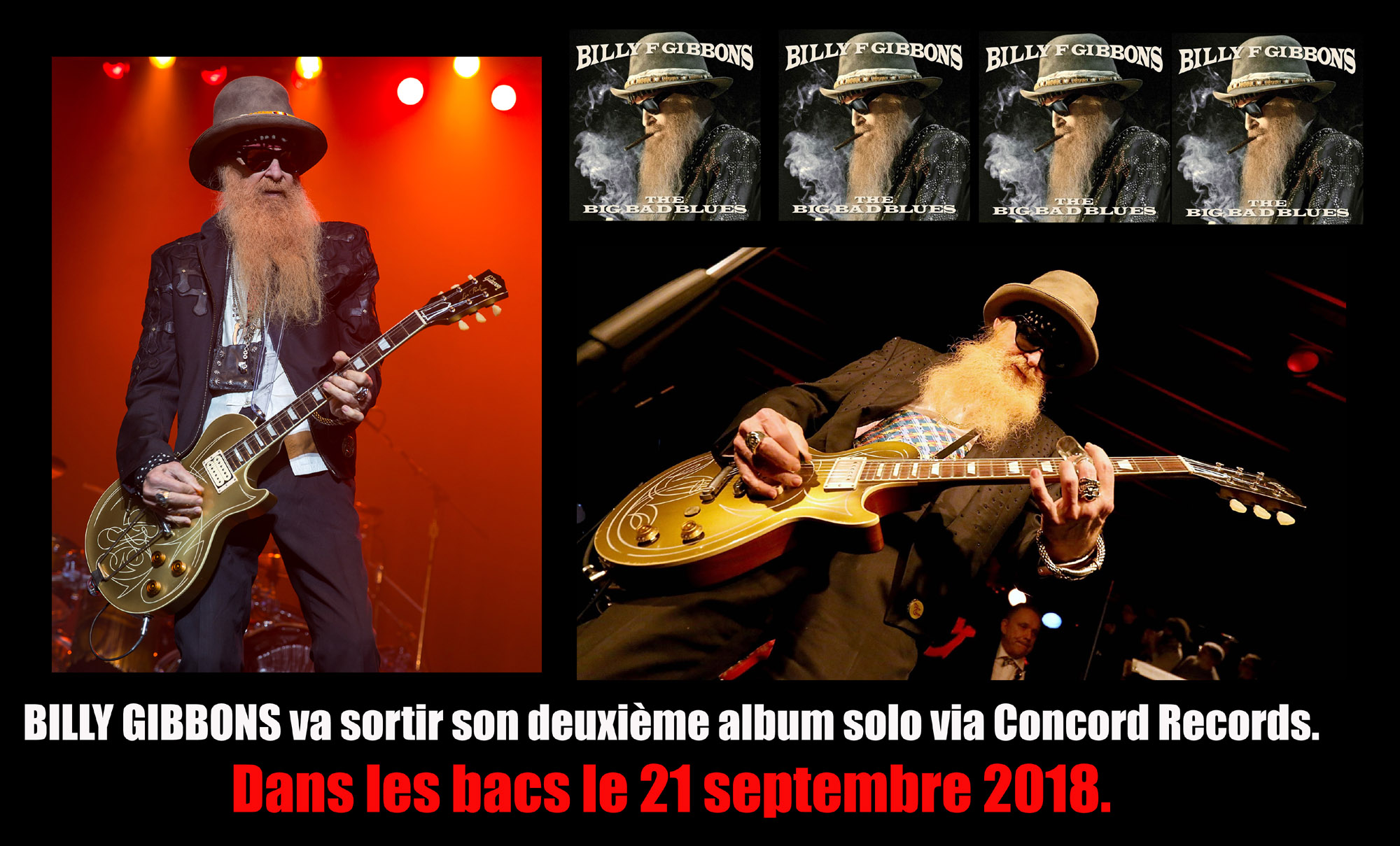BILLY GIBBONS The Big Bad Blues (2018) Rock Hard U.S.A Sans_135