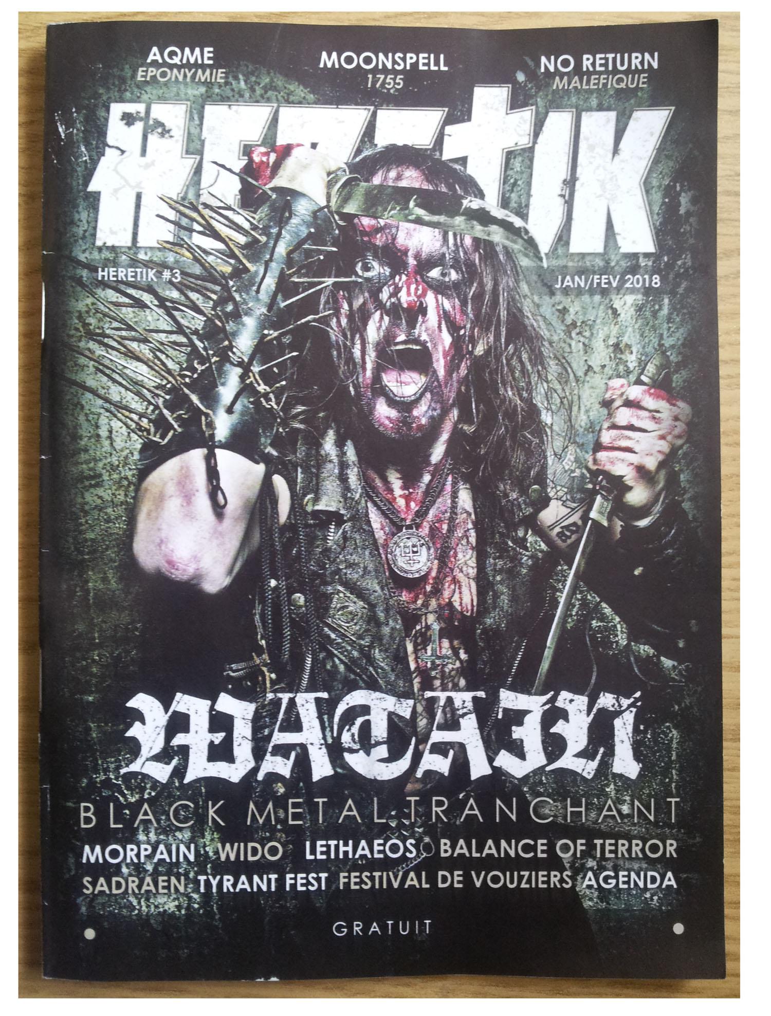 Interview de NO RETURN sur le gratuit HERETIK n°3 (Janvier/Février 2018) Sans_149