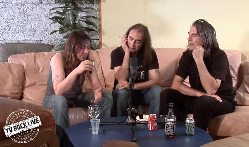 Interview VULCAIN TV ROCK LIVE (archive) Sans_187