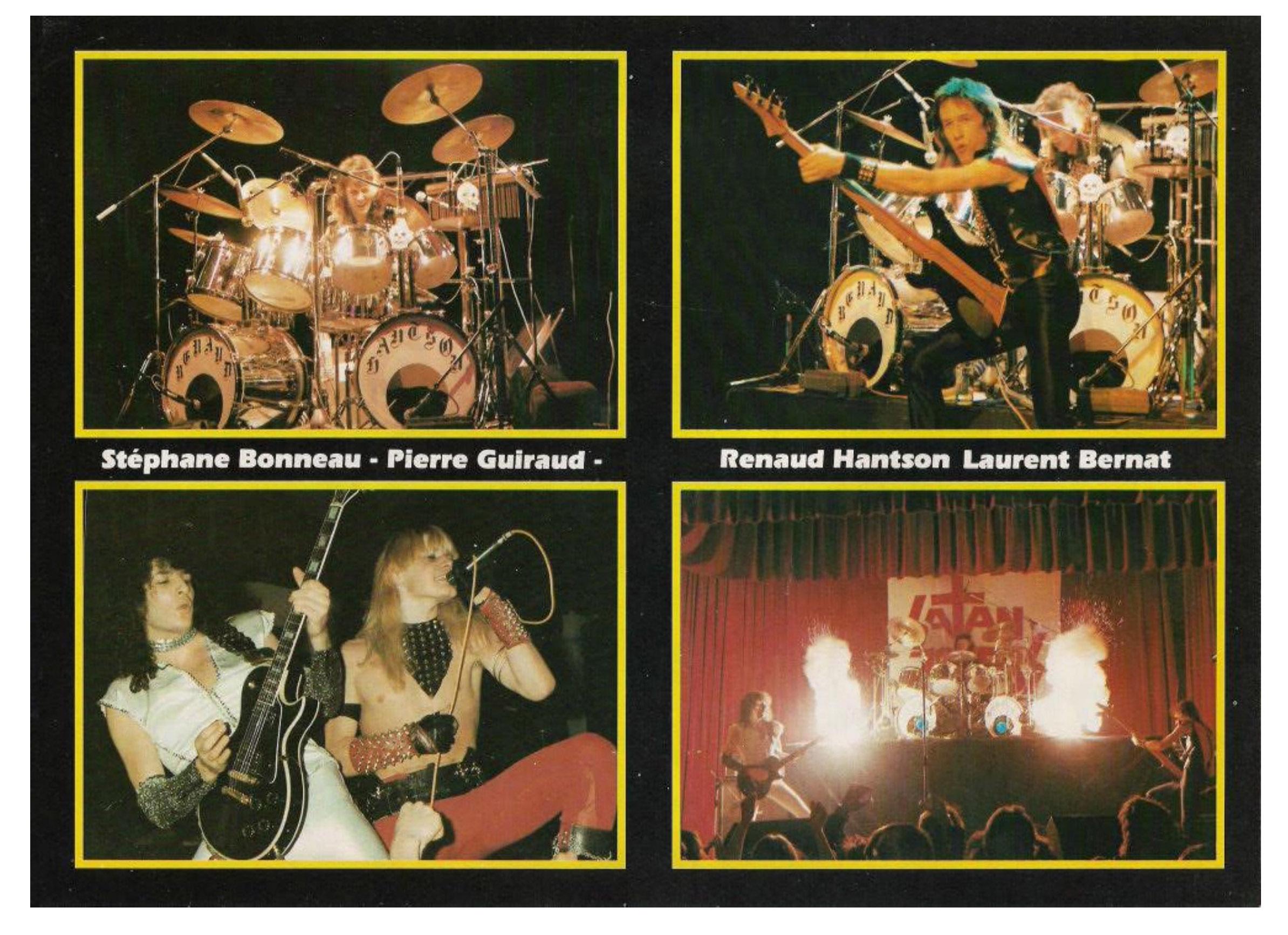 SATAN JOKERS : attitude Rock (Interview ENFER MAG n°10 Février 1984) Archive Sans_205
