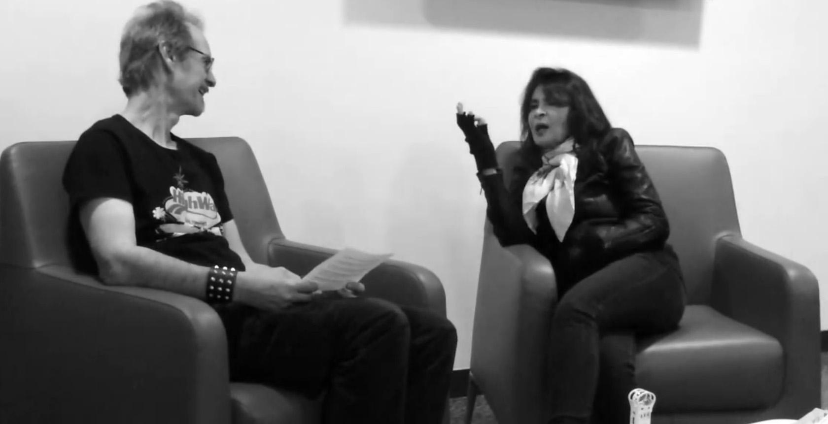Interview Fabienne SHINE (Shakin Street) dans ROCK MEETING (Toulouse le 21 janvier 2019) Sans_215