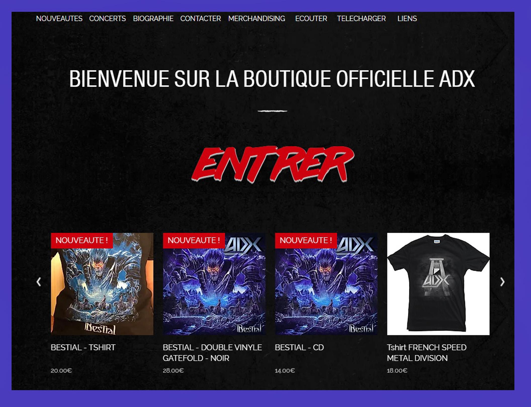"""ADX """"Bestial """"janvier 2020 - Page 2 Sans_263"""