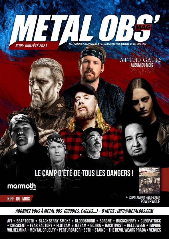 METAL OBS Magazine PDF gratuit ... Sans_337