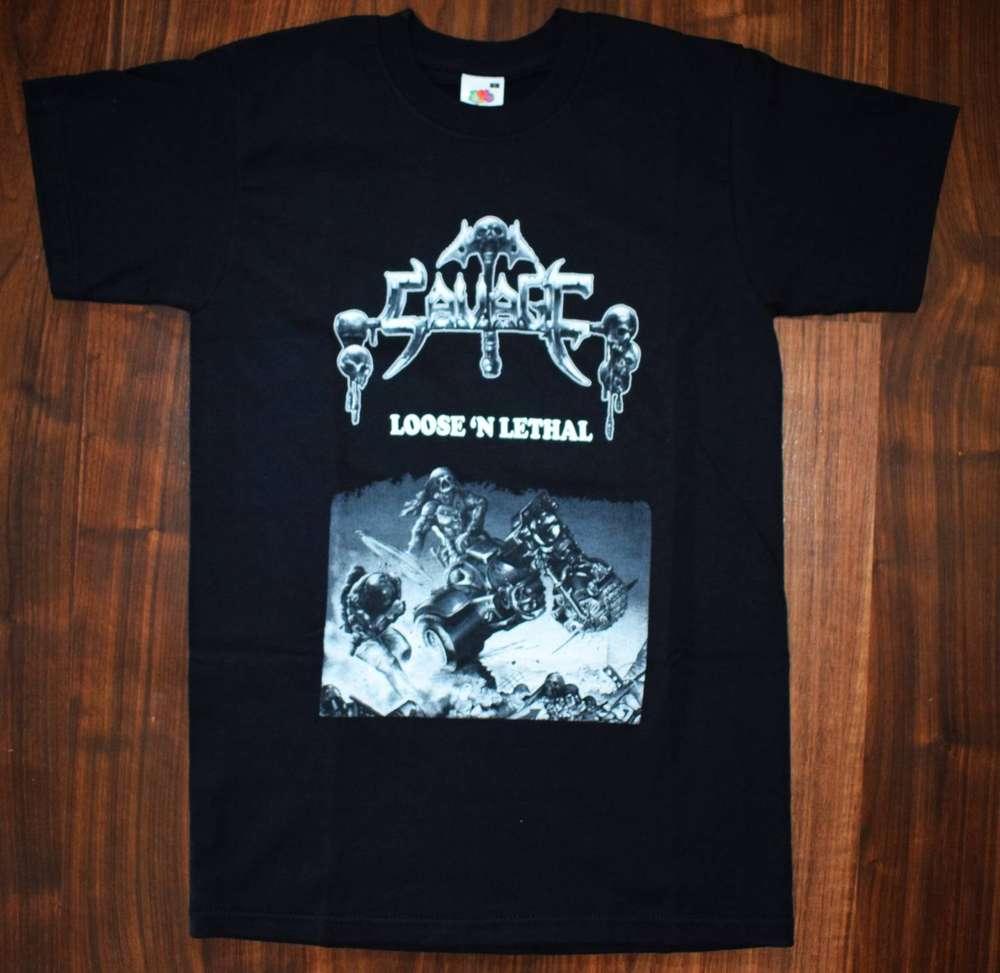 SAVAGE Loose 'N Lethal (1983) Heavy Metal ANGLETERRE Savage10