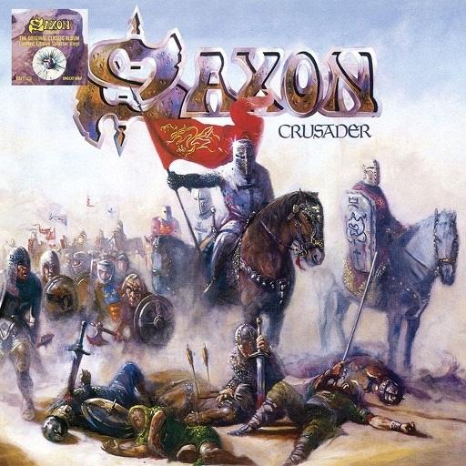 Réédition de 3 albums classiques de SAXON pour mai 2018 ... Saxonr12