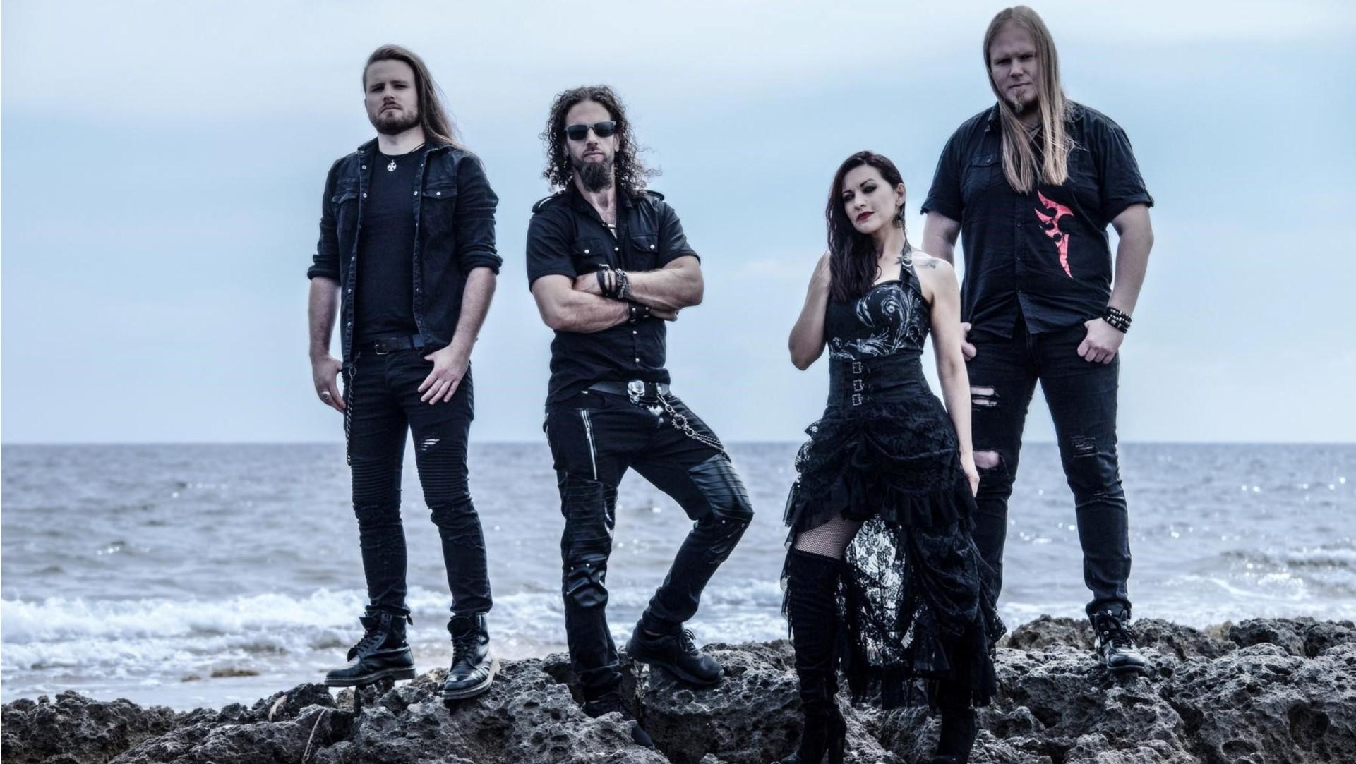 SIRENIA Arcane Astral Aeons (2018) Metal Symphonic Norvège Sireni10