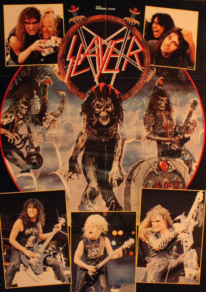 LA PHOTO musicale du jour ... - Page 32 Slayer11