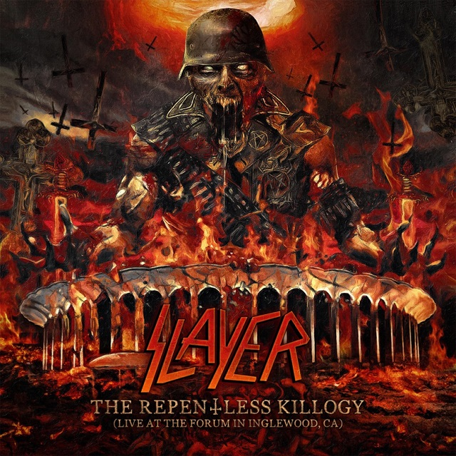 SLAYER The Repentless Killogy Live (2019) Thrash U.S.A Slayer14