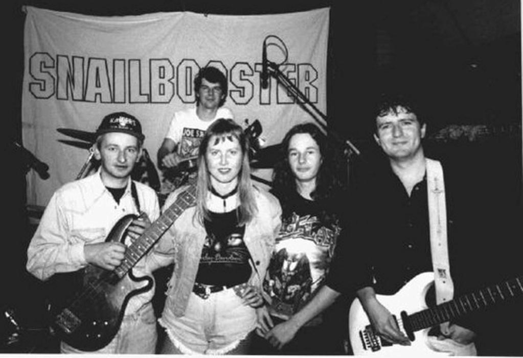 SNAILBOOSTER Why (1994) Heavy Metal Lille Snailb10