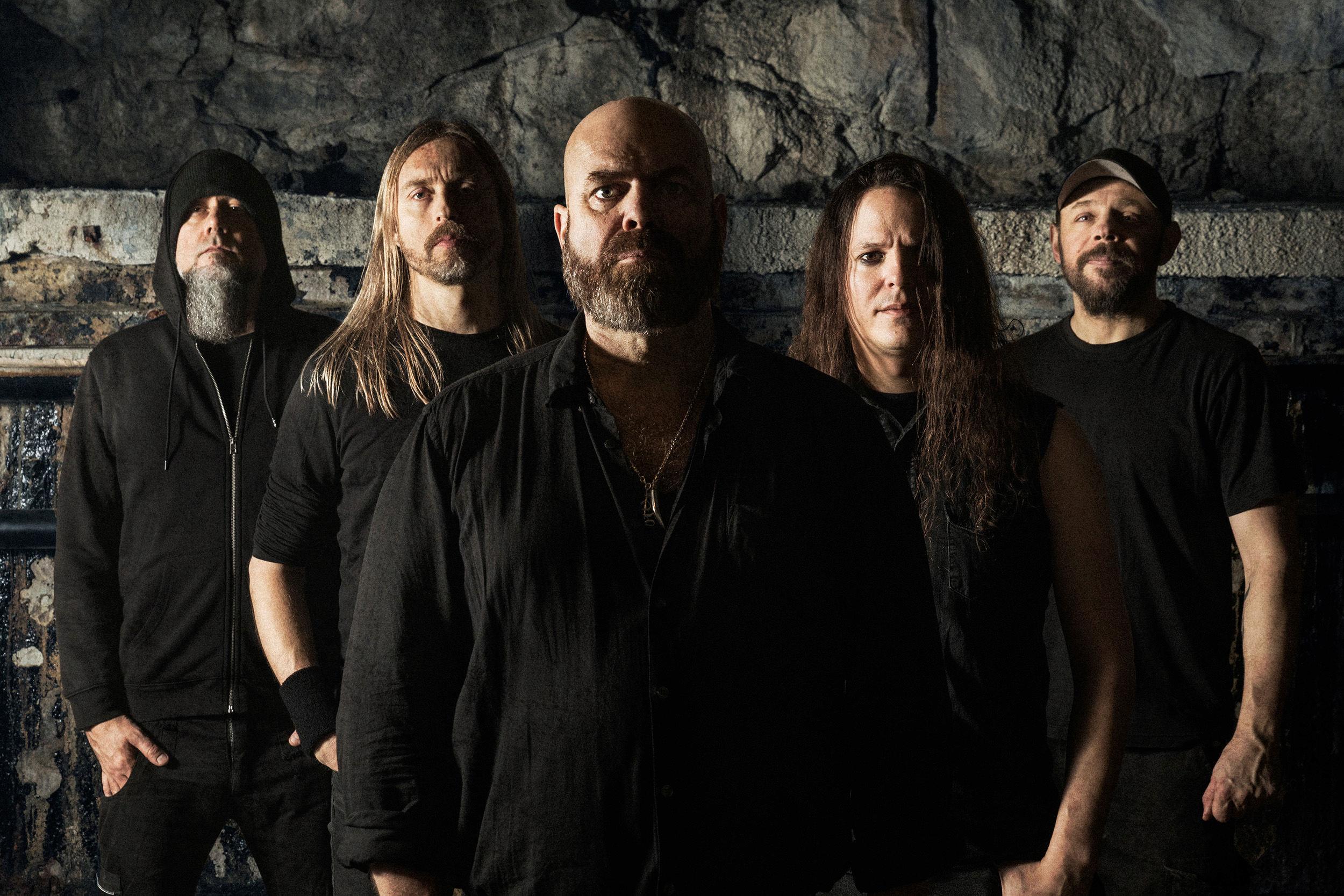 SORCERER Lamenting of the Innocent (2020) Heavy-Metal Suède Sorcer10