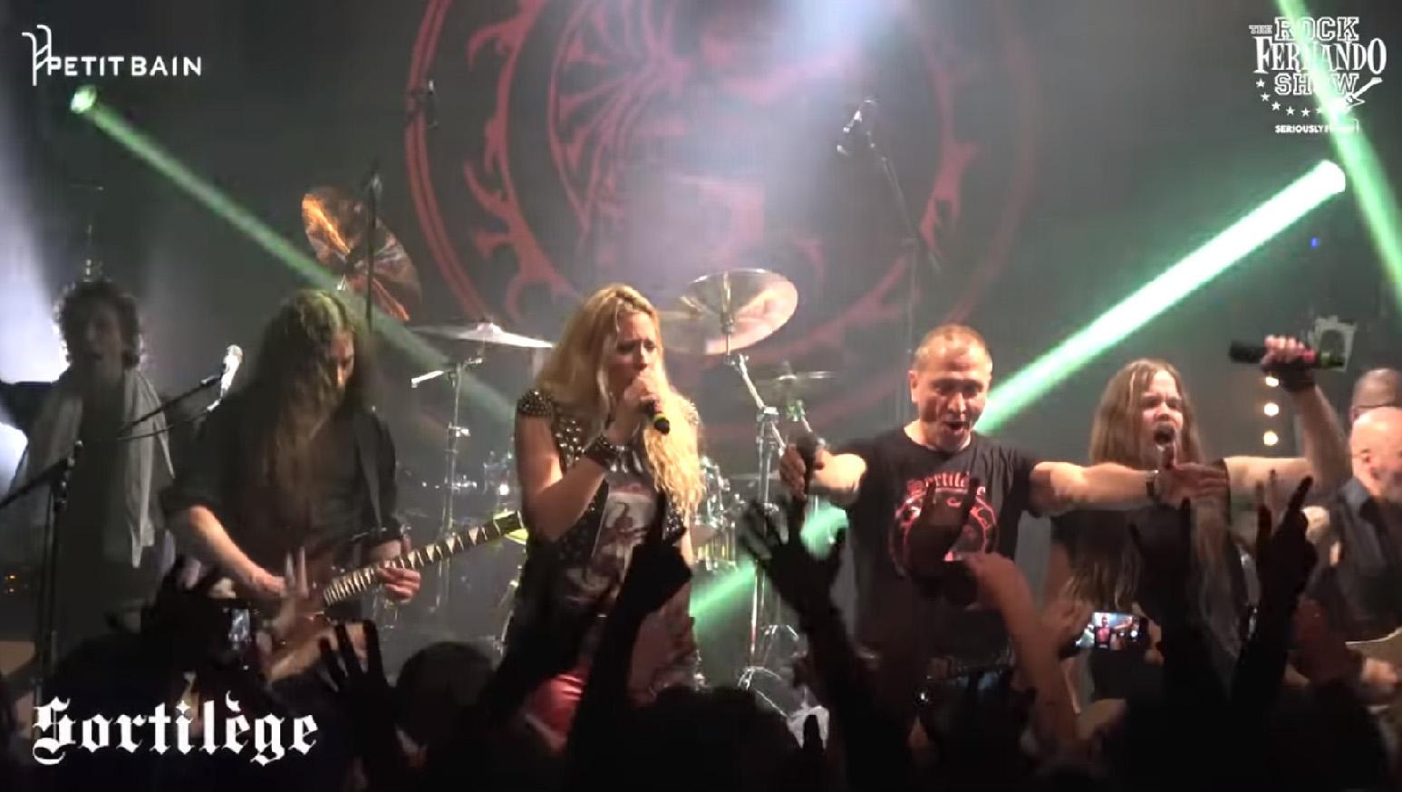FERNANDO ROCK SHOW : Tribute SORTILEGE live au Petit Bain le Vendredi 19 Avril 2019   Sortil21