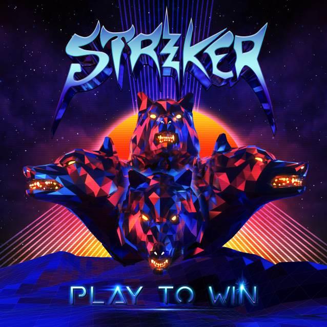 STRIKER Play To Win (2018) Heavy Metal CANADA Strike10