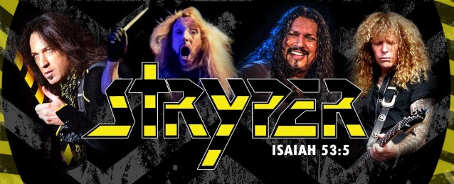STRYPER God Damn Evil (2018) Heavy Metal USA Strype11