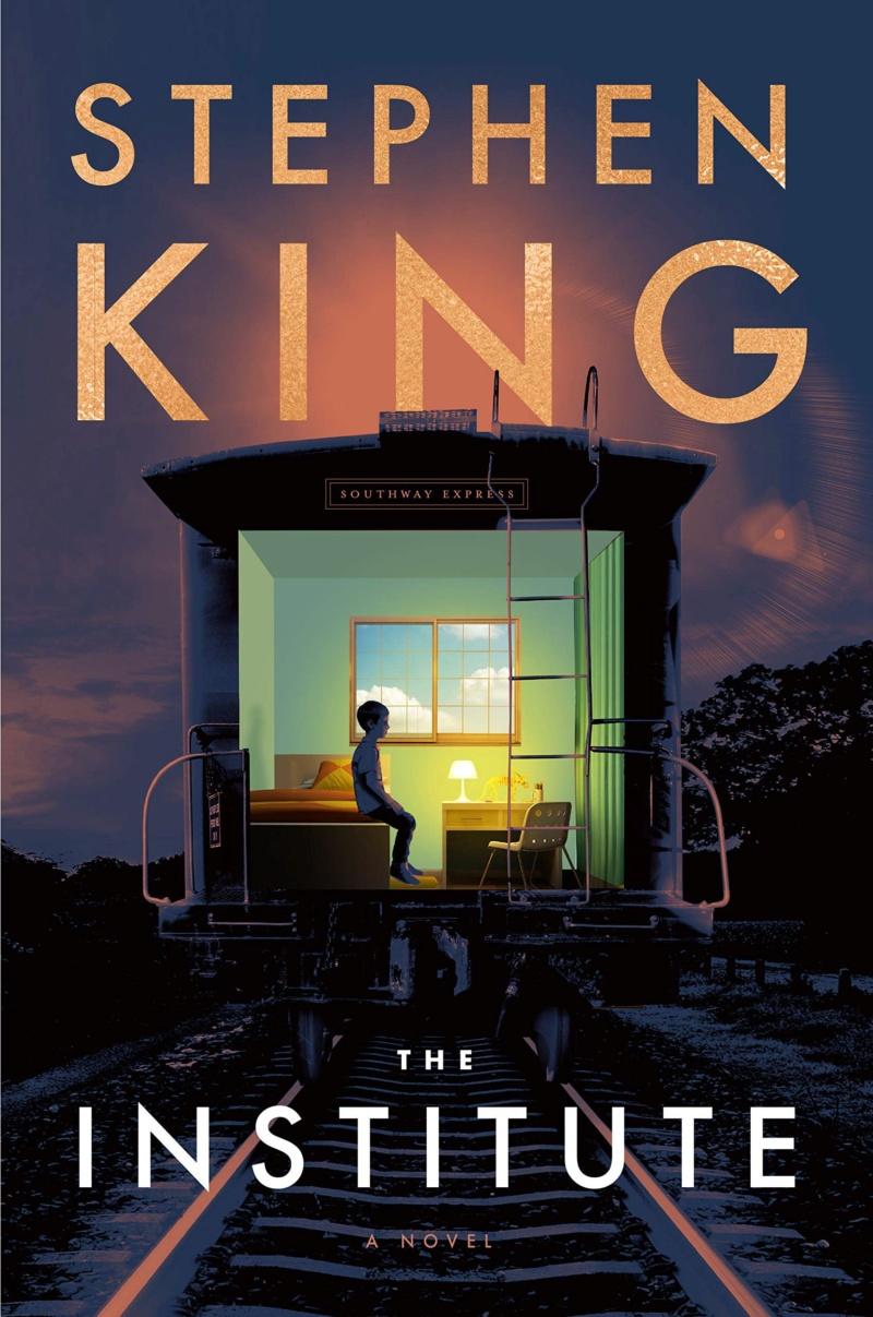 Un nouveau STEPHEN KING est sorti : The Institute ... The_in10