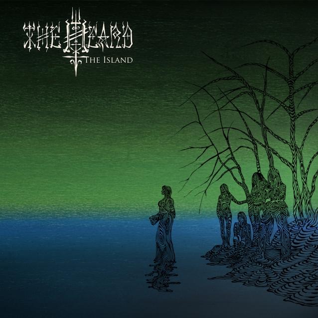 THE HEARD The Island (2018) Hard-Rock (Ex-Crucified Barbara) Thehea10