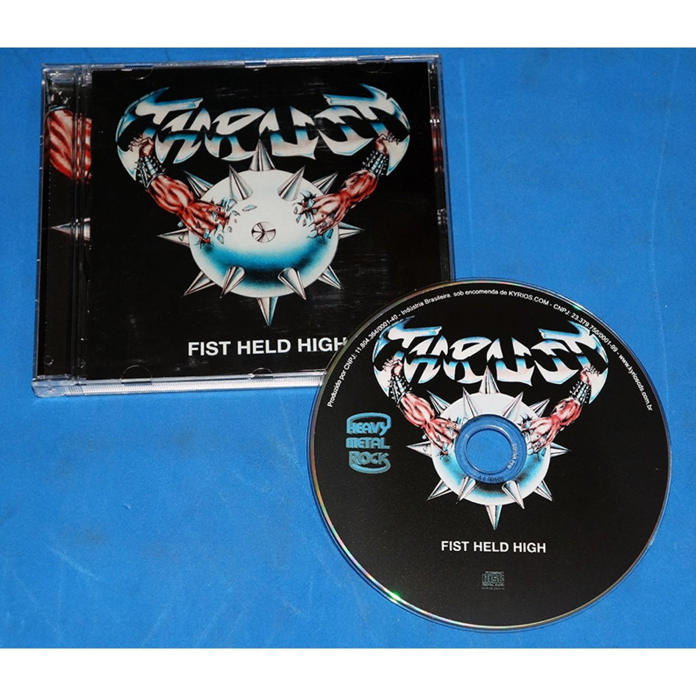 THRUST sort une vidéo de leur album de 1984 ! Et une réédition de celui-ci ... Thrust10