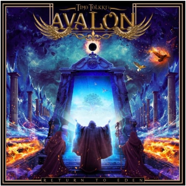 TIMO TOLKKI'S AVALON Return To Eden (2019) Symphonic Metal  Timoto10