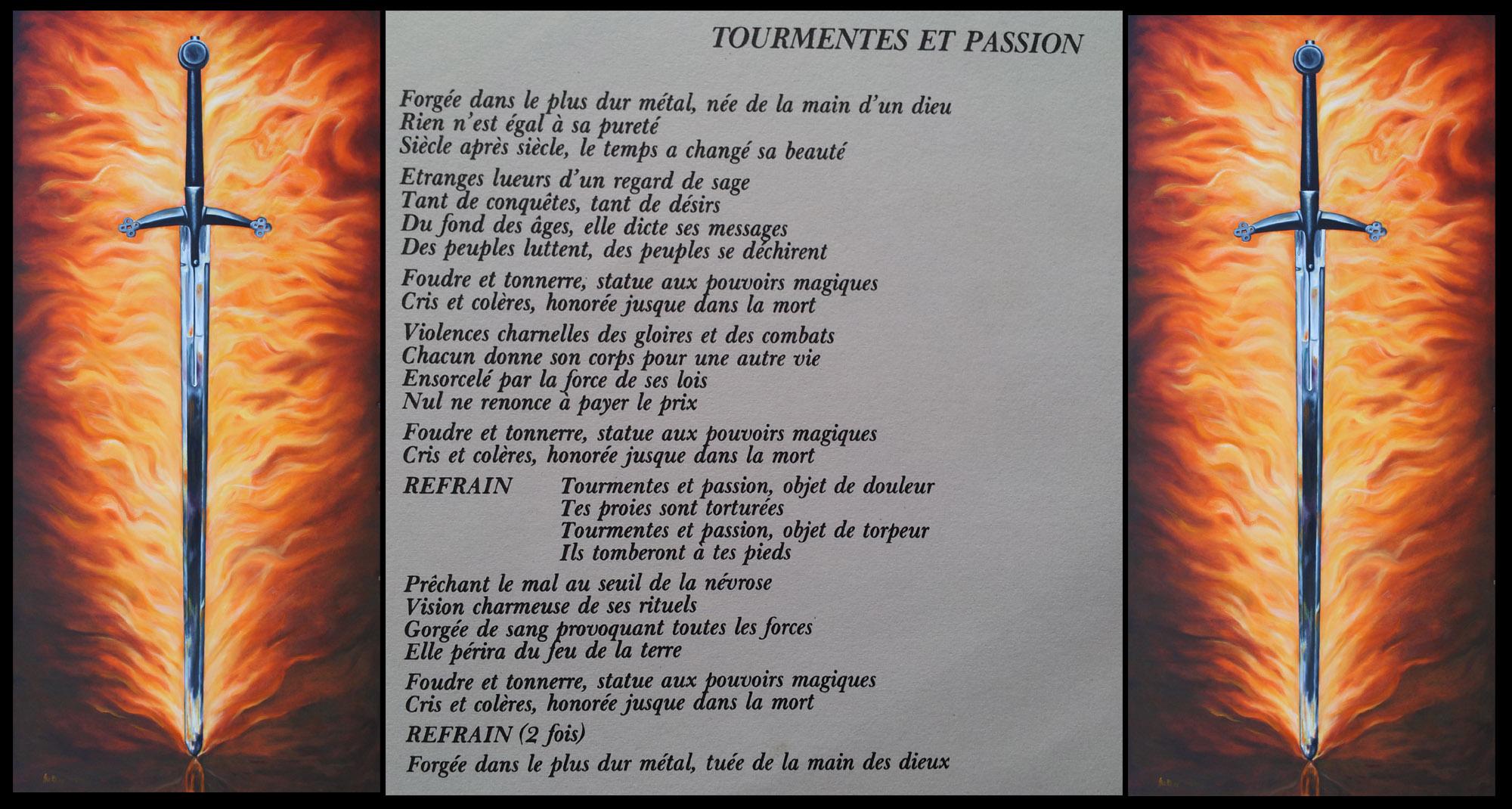 ADX La terreur (1986) (Toutes les paroles) Tourme10
