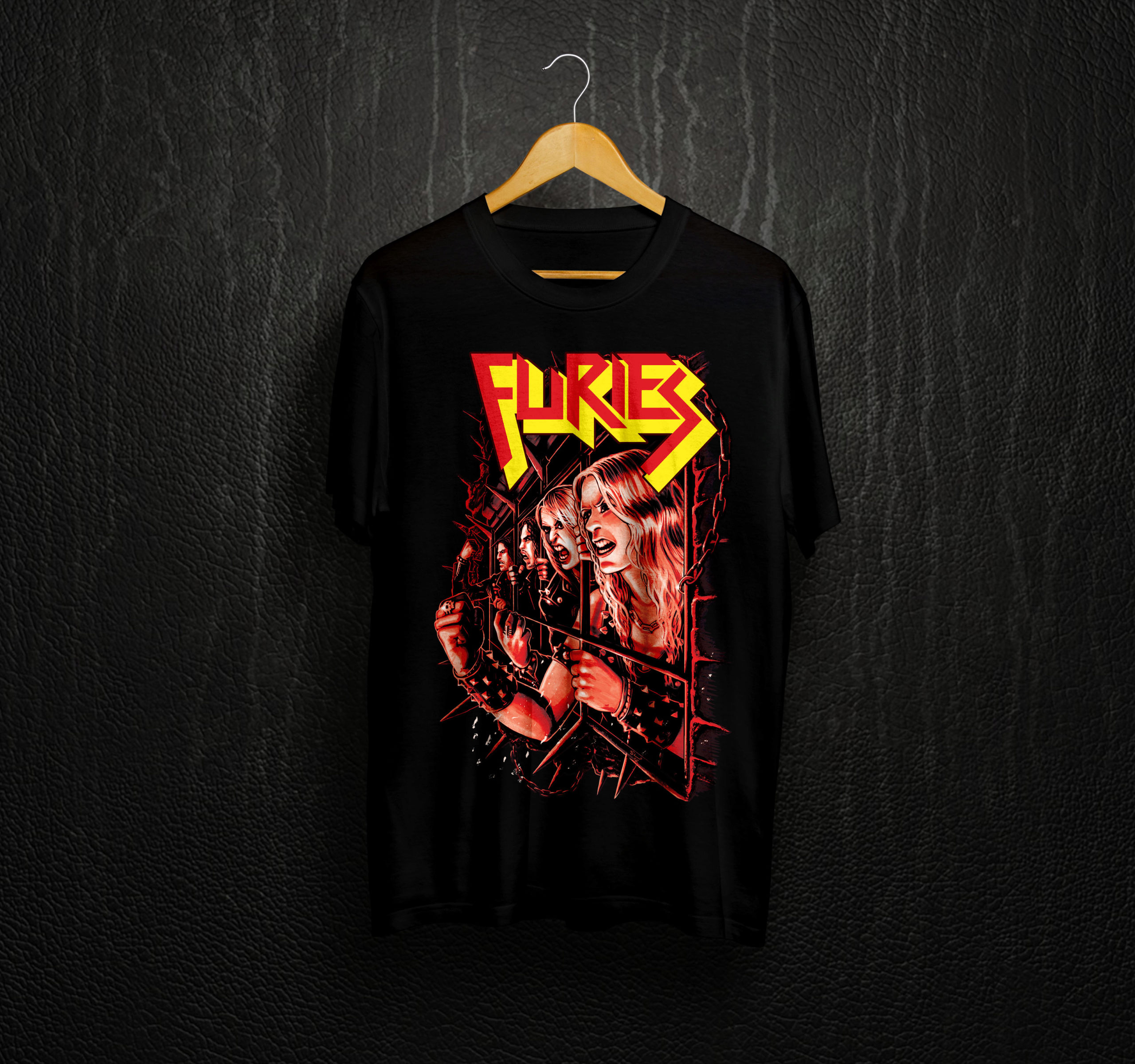 Patch et Tee-Shirt de FURIES ... - Page 2 Tshirt11