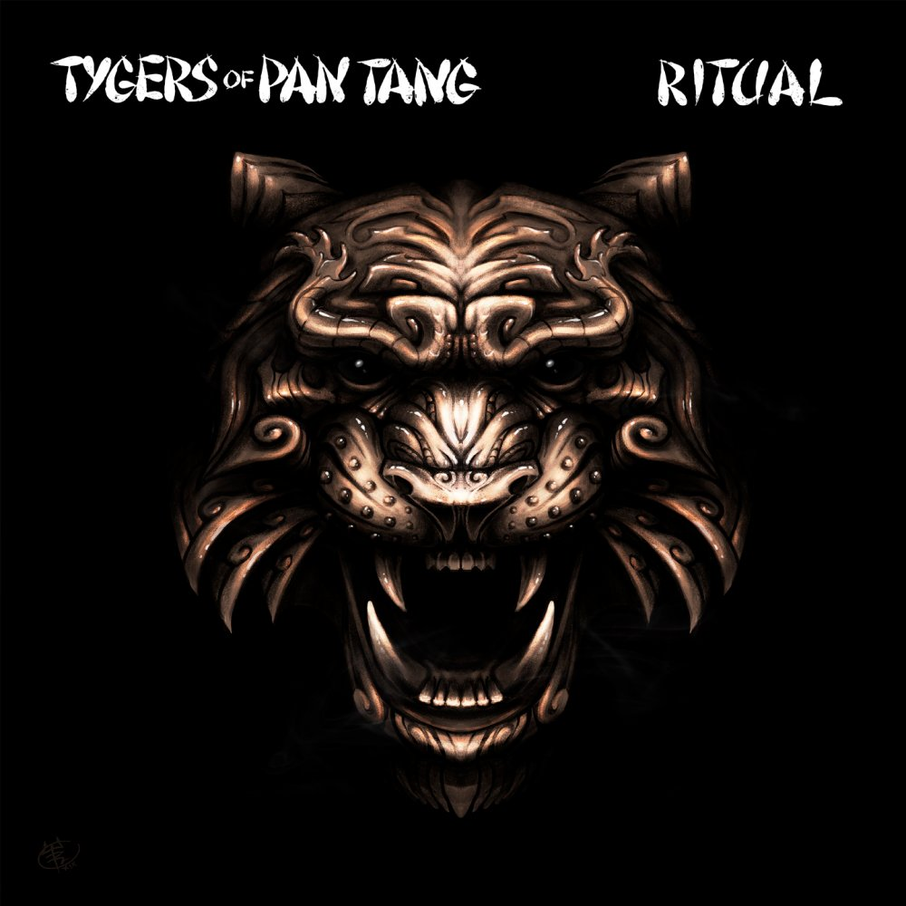 TYGERS OF PAN TANG Ritual (2019) Hard/Heavy Angleterre Tygers11