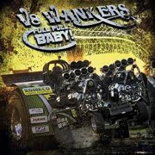 V8 WANKERS Full Pull Baby (2018) Hard Rock à la Rose Tattoo ALLEMAGNE ! Tylych11