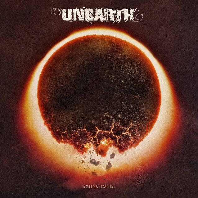 UNEARTH Extinction(s) (2018) Metal Hardcore USA Uneart10