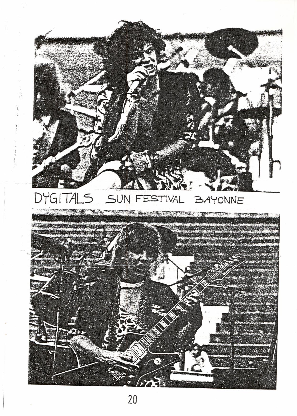 DYGITALS Interview (Fanzine ECLAT DE METAL n°15 oct/nov 1986). Untitl13