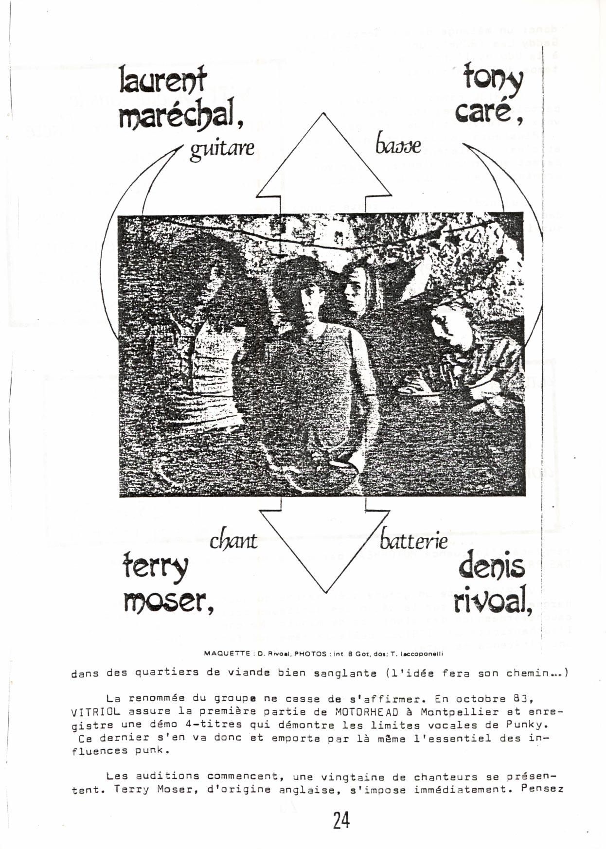 ECLATS DE METAL N°15 Fanzine : ACE, VITRIOL, DYGITALS Untitl22